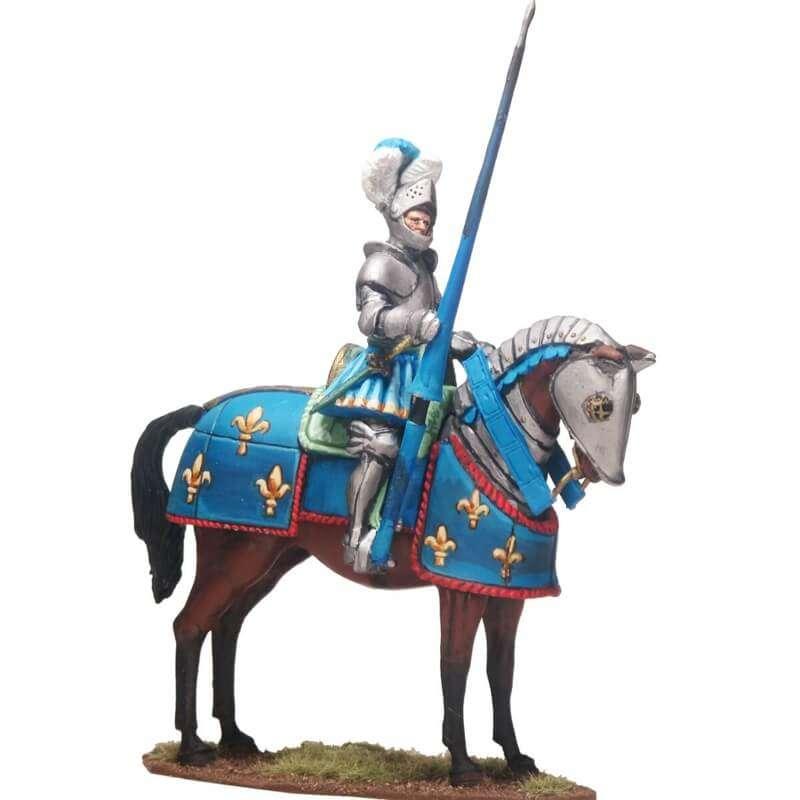 Gendarme francés 6 Pavía 1525