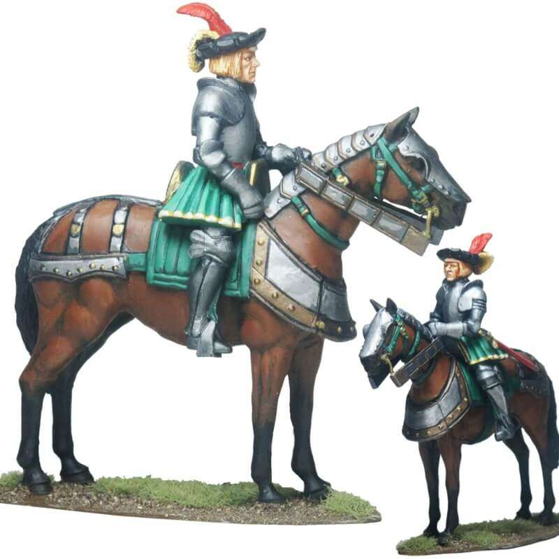 Imperial  Lansquenet Officer Pavia 1525