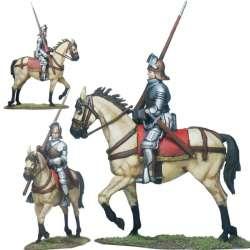 Caballero alemán ejército imperial Pavía 1525