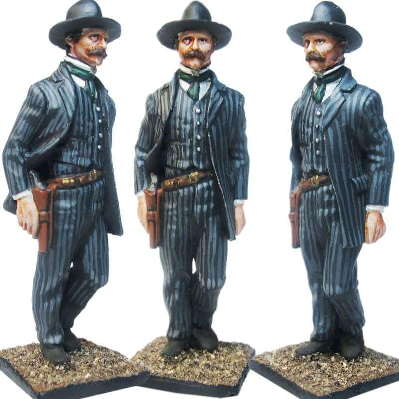 Morgan Earp Ok Corral