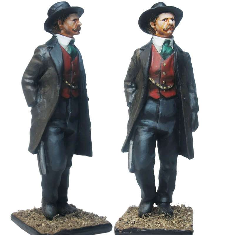 Doc Holliday toy soldier
