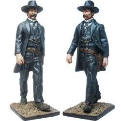 Wyat Earp toy soldier