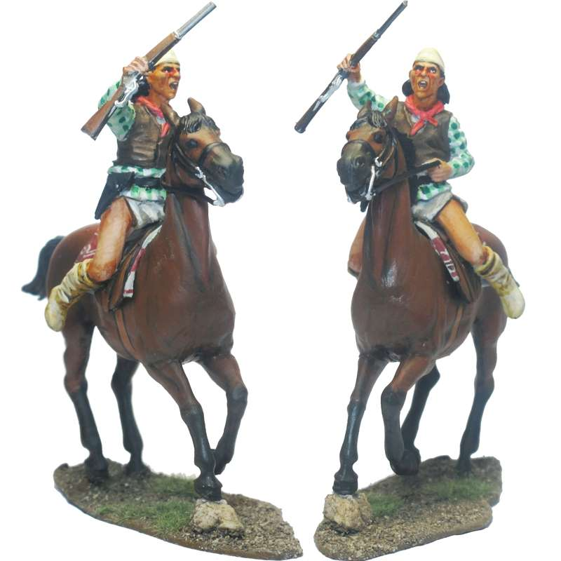 NP 314 FRENCH LINE INFANTRY FUSSILIER KNEELING FIRING