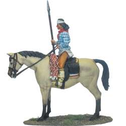 Apache warrior spear