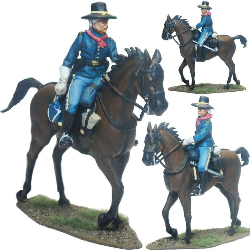 Captain Frederick Benteen 7th Cavalry