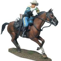 US Cavalry trumpeteer