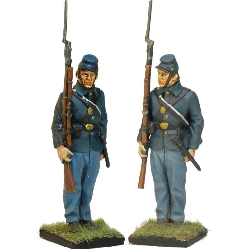 20 th regimiento infantería Maine Fredericksburg 1