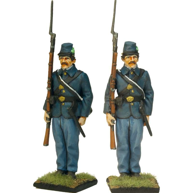 20 th Regimiento infantería Maine Fredericksburg