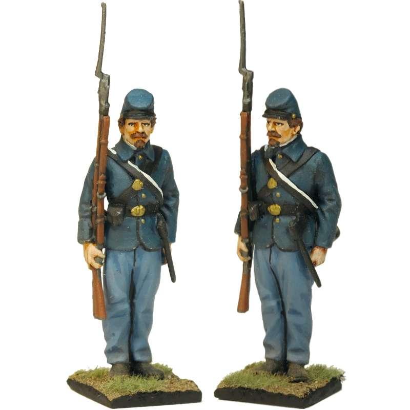20 th Regimiento infantería Maine Fredericksburg 3