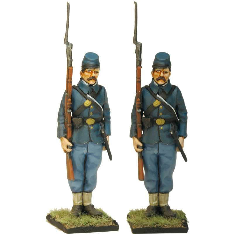 20 th Regimiento infantería Maine Fredericksburg 4