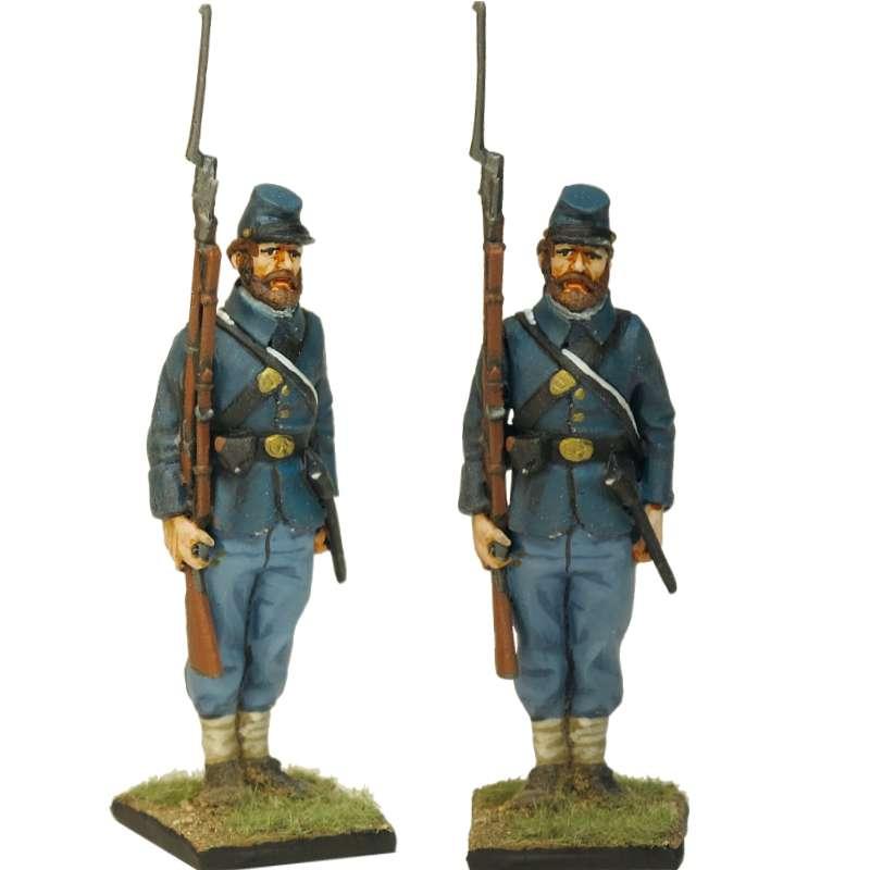 20 th Regimiento infantería Maine Fredericksburg 5