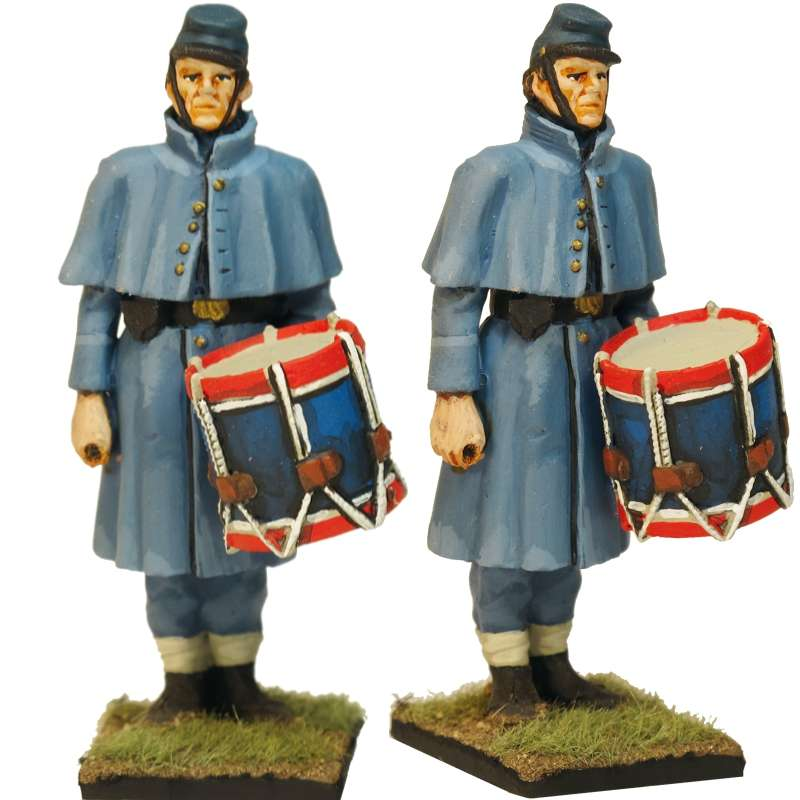 NP 340 FRENCH LINE INFANTRY GRENADIER 1815 ADVANCING 4