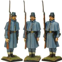 NP 342 FRENCH LIGHT INFANTRY 1815 ADVANCING