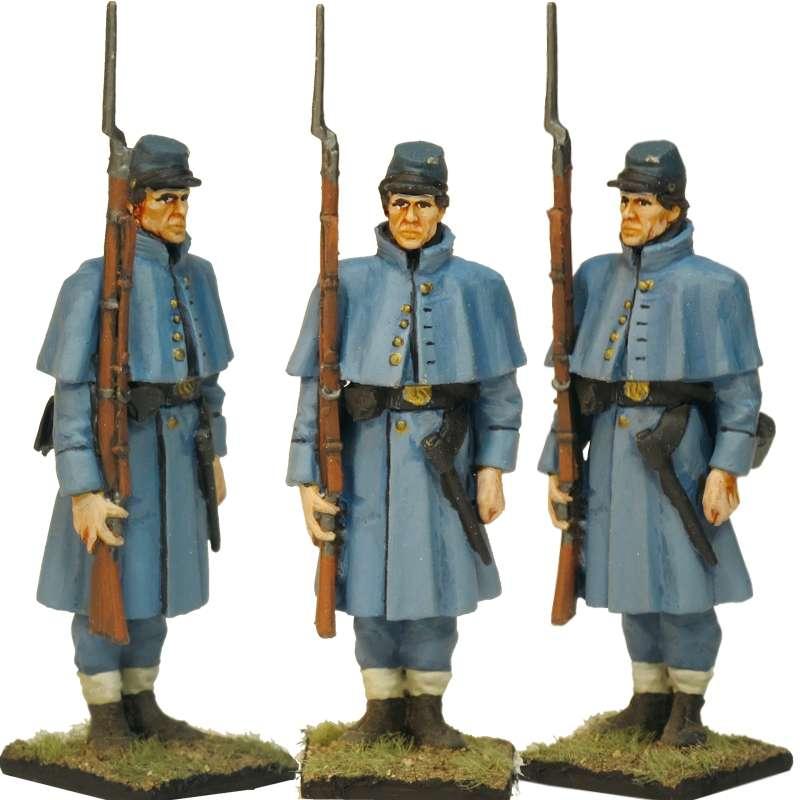 20 th Regimiento infantería Maine Fredericksburg 8