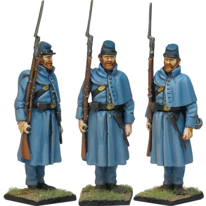 20 th Regimiento infantería Maine Fredericksburg 10
