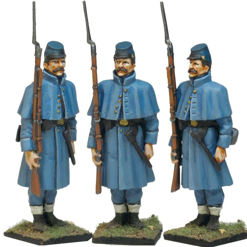 20 th Regimiento infantería Maine Fredericksburg 11