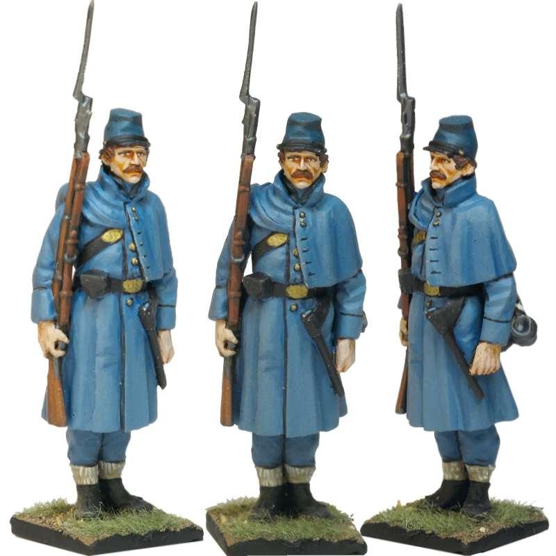 20 th Regimiento infantería Maine Fredericksburg 12
