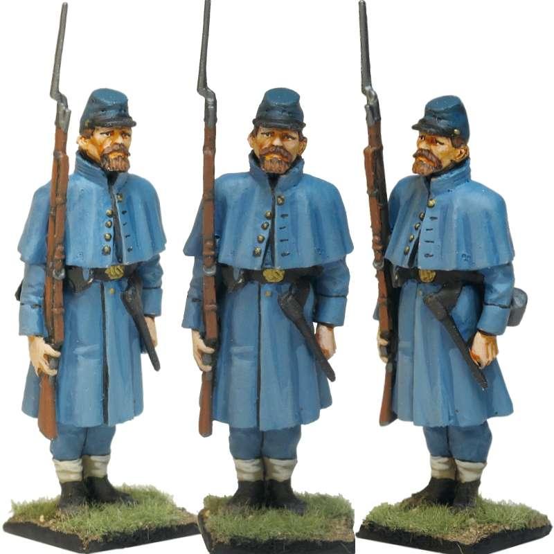 20 th Regimiento infantería Maine Fredericksburg 13