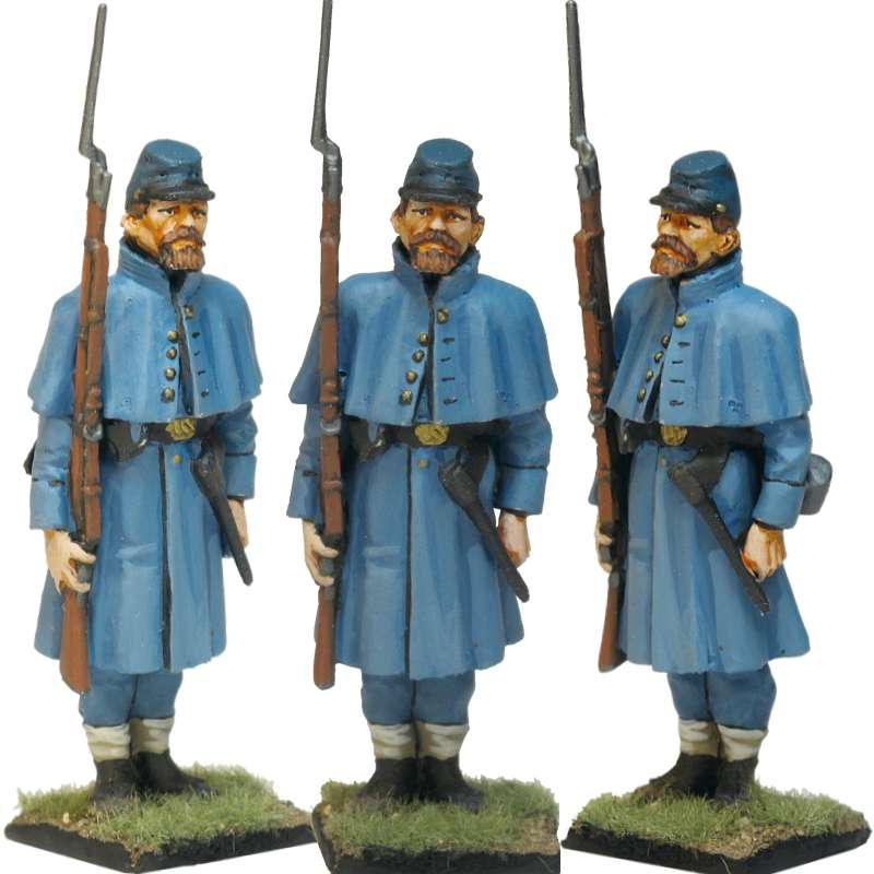 NP 350 BAVARIAN 3TH LIGHT INFANTRY REGIMENT FIRING