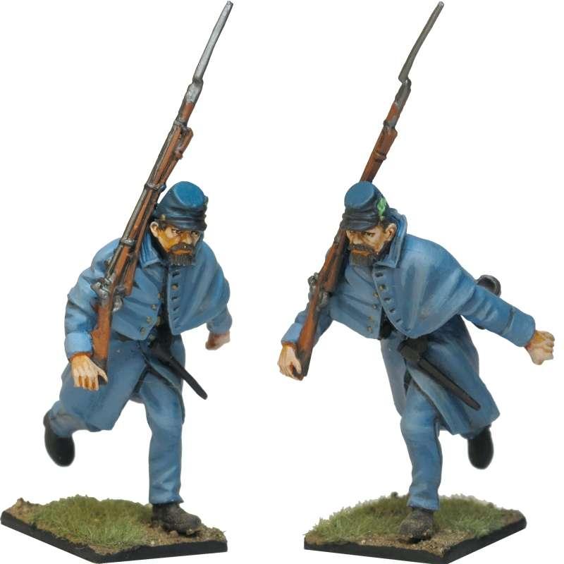 28 th Regimiento infantería Massachusetts Fredericksburg 1