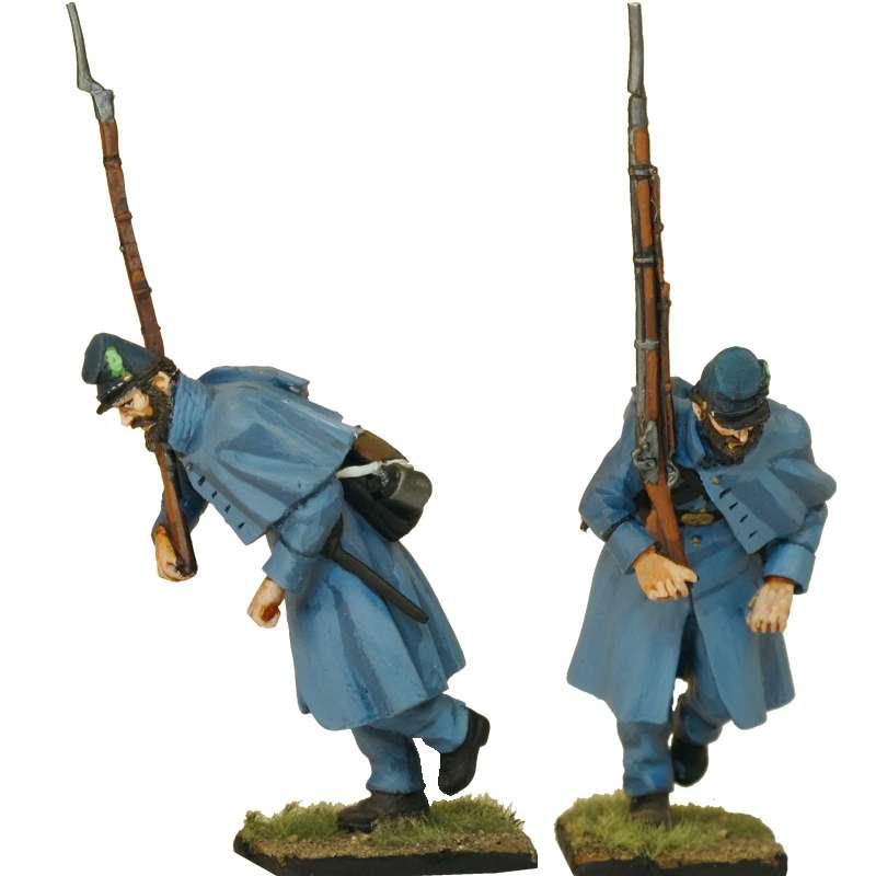 28 th Regimiento infantería Massachusetts Fredericksburg 5