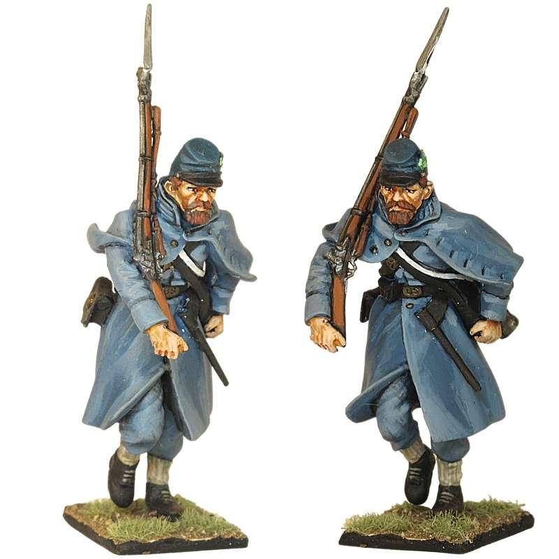 28 th Regimiento infantería Massachusetts Fredericksburg 8