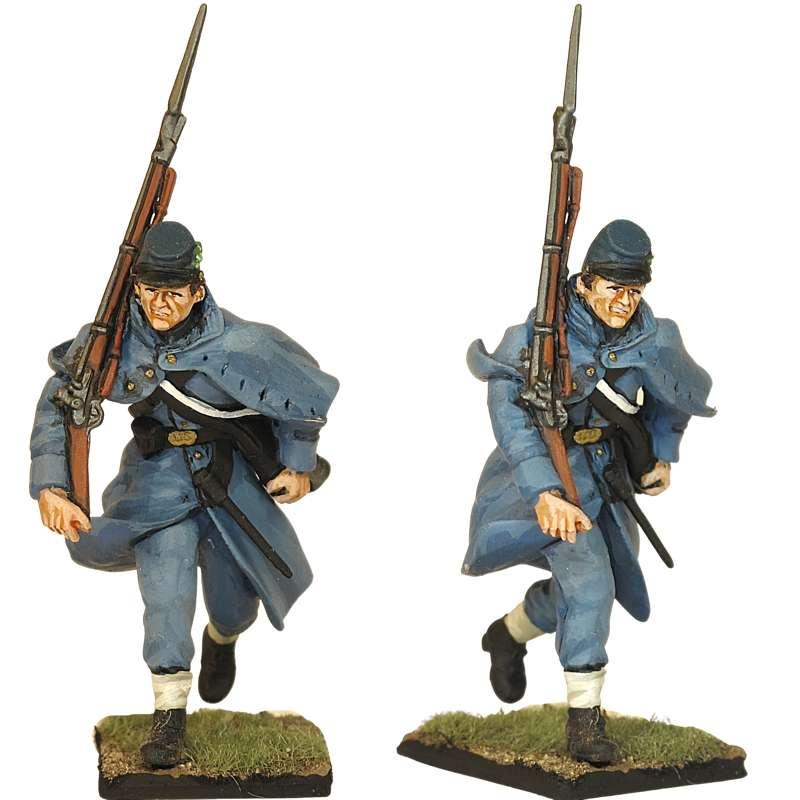 28 th Regimiento infantería Massachusetts Fredericksburg 10