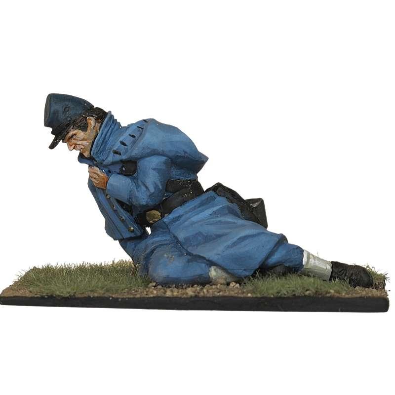 28 th Regimiento infantería Massachusetts Fredericksburg 12