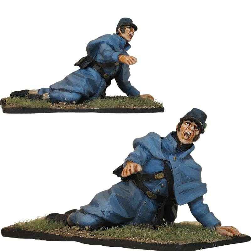 28 th Regimiento infantería Massachusetts Fredericksburg 13