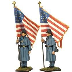 20 th Regimiento infantería Maine Fredericksburg Regimental Color