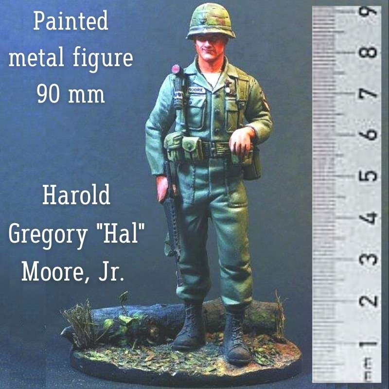 Harold Gregory Hal Moore, Jr.