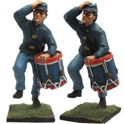 Union infantry drummer Gettysburg