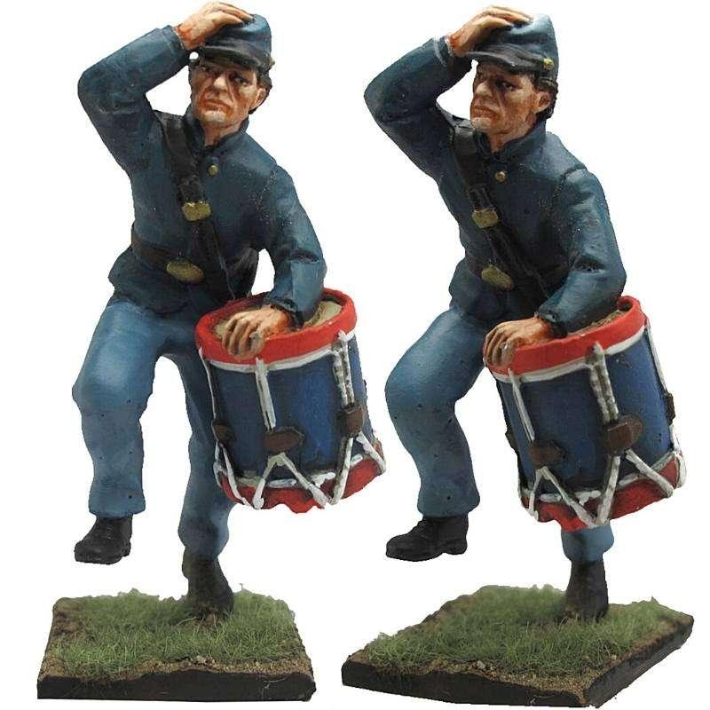 Tambor infantería unión Gettysburg