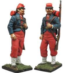 NP 386 KINGDOM OF NAPOLES ROYAL GUARD GRENADIERS NCO