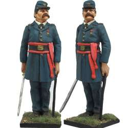 NP 387 KINGDOM OF NAPLES RGT DINAPOLI OFFICER