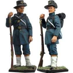 Infantería segundo regimiento Wisconsin
