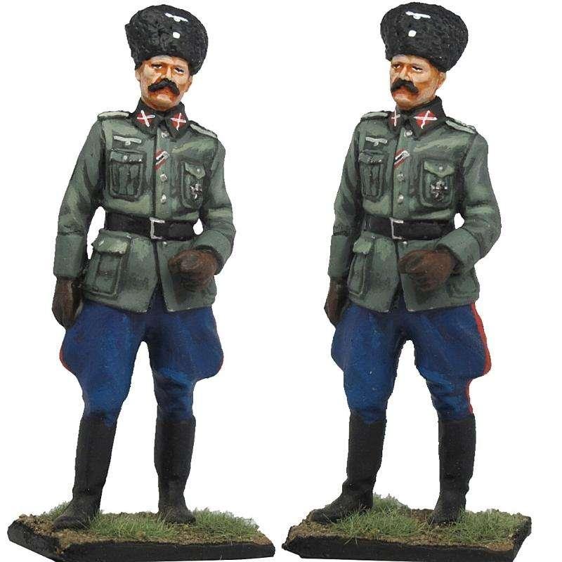 Don Cossak lieutenant