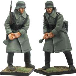 Wehrmacht grenadier winter