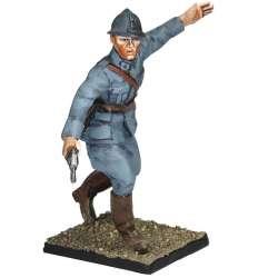 Oficial infantería francés