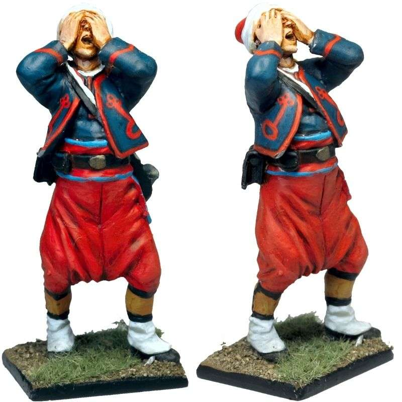 NP 398 FRENCH IMPERIAL GUARD 3RD GRENADIERS RGT OFFICER