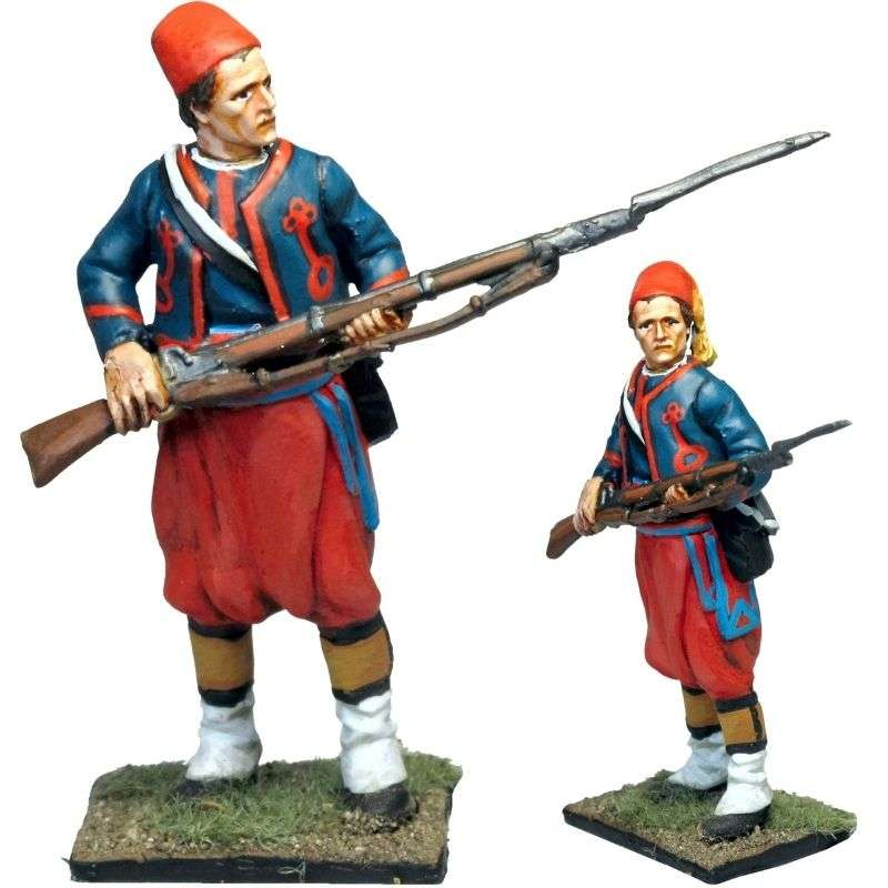 NP 397 FRENCH IMPERIAL GUARD 3RD GRENADIERS REGIMENT STANDARD BEARER