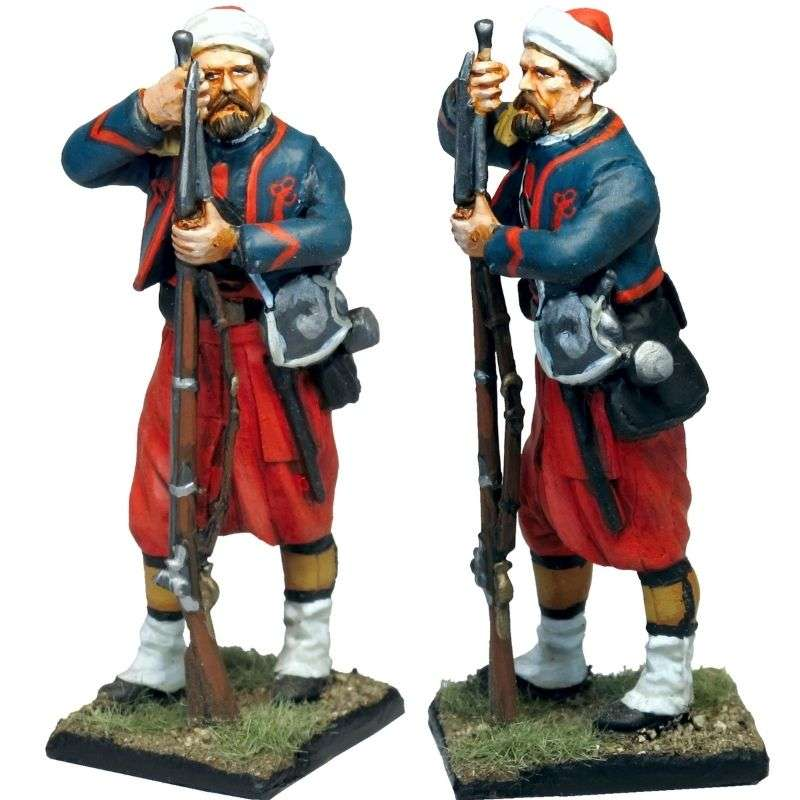 NP 399 FRENCH IMPERIAL GUARD 3RD GRENADIERS RGT NCO