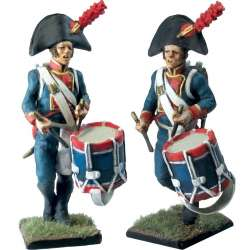 Tercio de Texas 1808 drummer