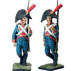 NP 427 5TH LINE INF. KINGDOM OF ITALY STANDARD BEARER