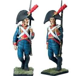 Tercio de Texas 1808 marching 1