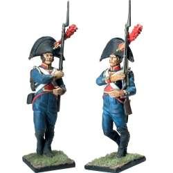 Tercio de Texas 1808 marching 2