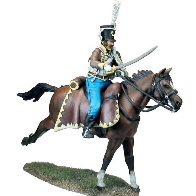 NP 463 FRENCH LINE INFANTRY GRENADIER 1805 AT ATTACK