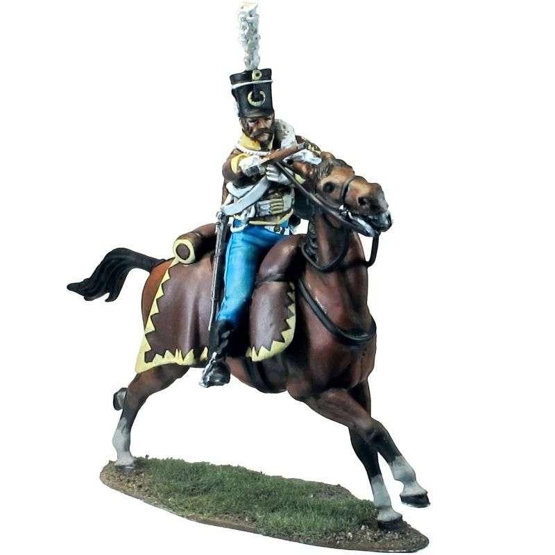 6º regimiento húsares prusiano soldado 2