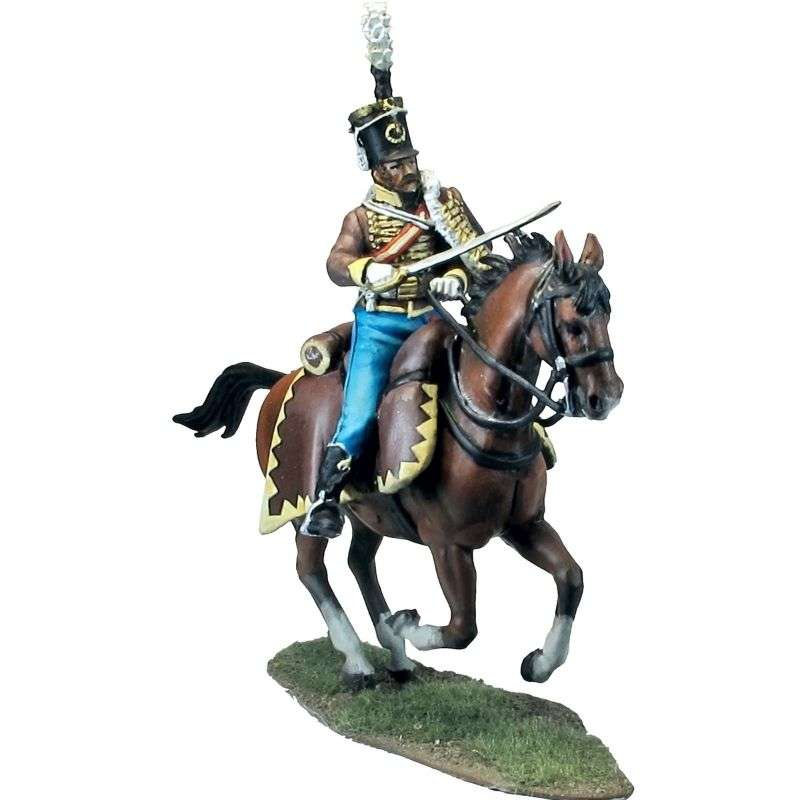 NP 465 FRENCH LINE GRENADIERS OFFICER LEADING CHARGE