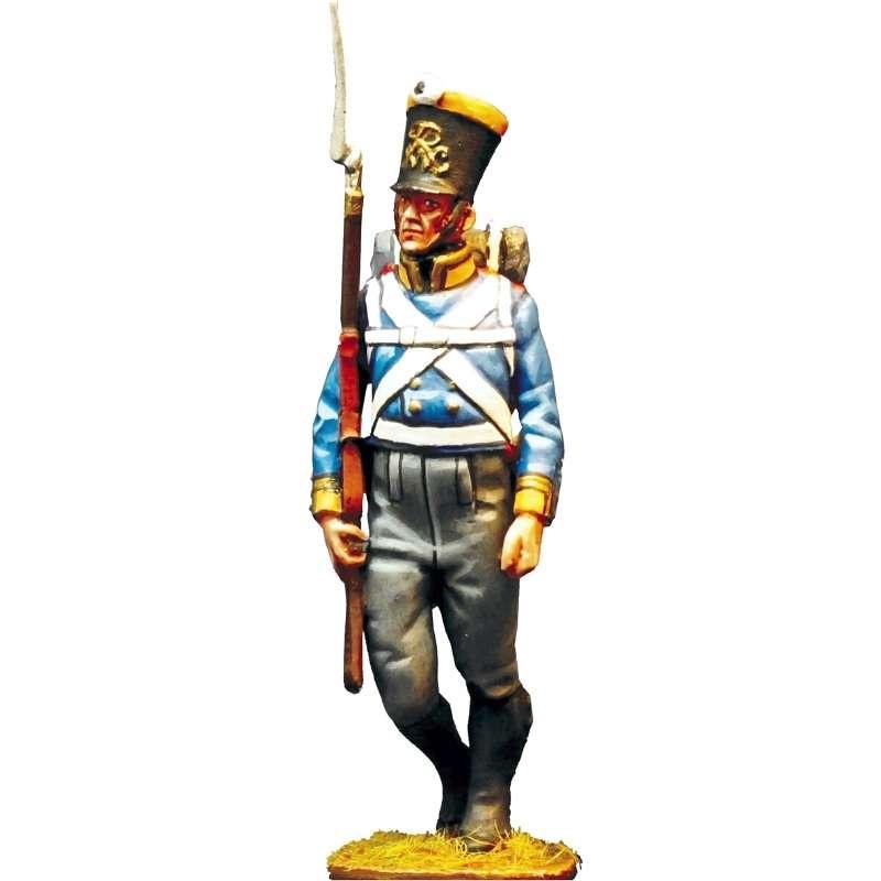 Silessian musketeer NCO 2